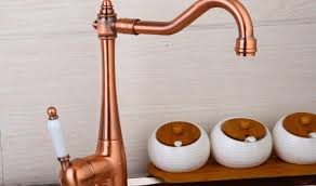 astounding kitchen faucets antique copper finish tags faucet
