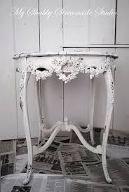 Shabby Chic Side Table 18 Awesome Diy Shabby Chic Furniture Makeover Ideas For Creative
