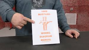 mustang jim osborn reproductions wiring diagram manual 1969 youtube