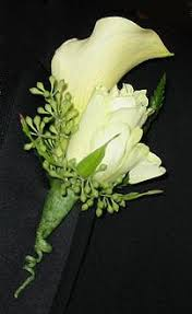calla boutonniere pittsburgh wedding event flowers corsages and boutonnieresjim