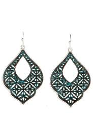 filigree earrings jewelry patina filigree earrings from wisconsin by wilkins
