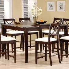 Countertop Dining Room Sets Tanshire Counter Height Dining Room - Tanshire counter height dining room table price