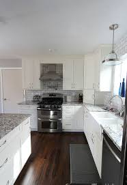 diy hampton carrara polished kitchen backsplash hometalk