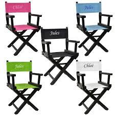 chaise metteur en sc ne b b les 27 meilleures images du tableau fauteuil de metteur en scène sur
