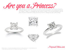 diamond ring cuts princess cut diamond rings ideas