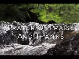 prayer of praise and thanks hd