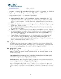 catering business plan template food catering business plan