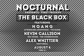 black friday denver colorado nocturnal first fridays u2013 tickets u2013 the black box llc u2013 denver co