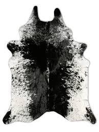 Black And Silver Rug Flooring Cowhide Rug Diy Cowhide Rug Black And White Cowhide Rugs