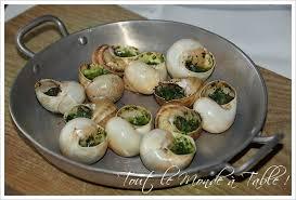 comment cuisiner des escargots escargots de bourgogne au beurre persillé tout le monde à table