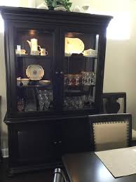 How To Display China In A Hutch Welcome Home China Cabinet Havertys