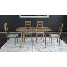 dining room table ls vilhelm extendable dining table