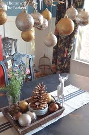 dining room christmas decor dining room christmas decor at home with the barkers