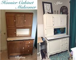 the crafty peacock hoosier cabinet makeover completed diy