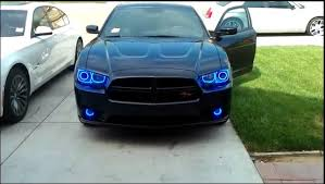 halo lights for 2013 dodge charger dodge charger rt halo kit automotive talkz