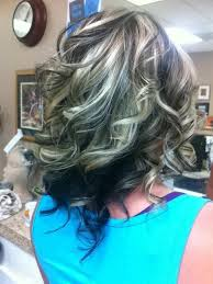 white hair with black lowlights 18 best highlight grey images on pinterest grey hair short hair