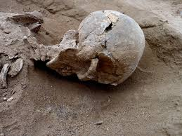 an ancient brutal massacre may be the earliest evidence of war