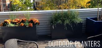 extra large outdoor planters modern planter pots boxes stylish plant containers wholesale