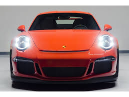 porsche 911 orange 2016 porsche 911 gt3 rs for sale in nashville tn stock v187209c