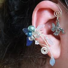 ear wraps elven inspirations ear cuffs and ear wraps the beading gem s