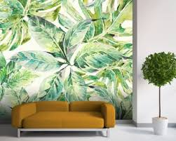 leaf wallpaper u0026 wall murals wallsauce new zealand