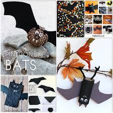 bat crafts for kids u2013 halloween fun halloween fun bats and crafts