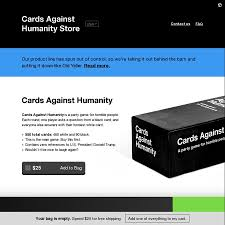 cards against humanity box expansions 1 3 and blue box