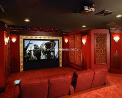 creating the perfect home theatre set up curved seating in arafen