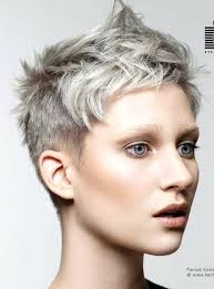 short hair styles after chemo unique super short hairstyles for thick hair super short