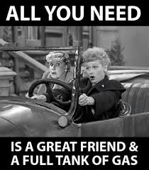 Good Friends Meme - driving meme 005 all you need gas and a friend comics and memes