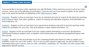 Find Resume Online by How To Use The Ncworks Website Job Skills U0026 Opportunities