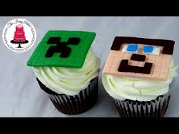 minecraft cupcakes steve creeper minecraft cupcakes how to with the icing artist