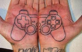 gamer tattoos u2013 the stupid gamer