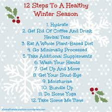 power monday 24 12 steps to a healthy winter season strength