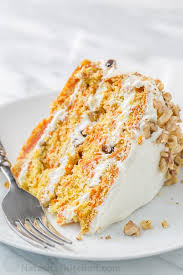 classic carrot cake video recipe natashaskitchen com