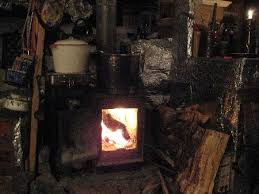 intro to wood burning 4 steps cooking and baking on a woodstove 4 steps with pictures