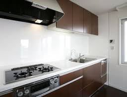 kitchen backsplash glass tiles should you install a glass tile backsplash which type