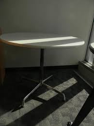 Miller Table Round Table U2014 Office Furniture Nyc