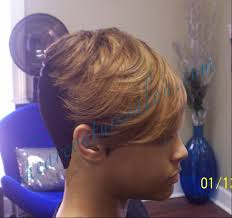 short sew in weave hairstyles for black women 2017