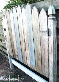 weathered wood headboard u2013 smartonlinewebsites com