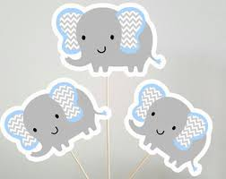elephant centerpieces for baby shower elephant baby shower centerpiece elephant theme baby shower