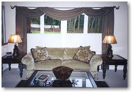 Swag Curtains For Living Room Brilliant Design Swag Curtains For Living Room Swag Curtains
