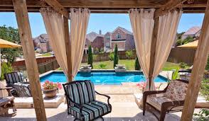 Pergola With Curtains Outdoor Curtains For Pergola Pergola Design Ideas Outdoor Curtains