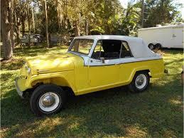 jeep commando for sale 1967 jeep commando 4 x 4 convertible for sale classiccars com