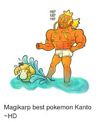 Best Pokemon Memes - 25 best memes about magikarp best pokemon magikarp best