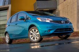 black nissan versa used 2015 nissan versa note hatchback pricing for sale edmunds