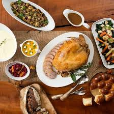 thanksgiving dinner for 10 by épicerie boulud catering goldbely
