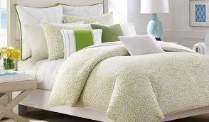 bedding set fascinate white green and blue bedding enrapture