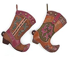 western cowboy boot assorted set of