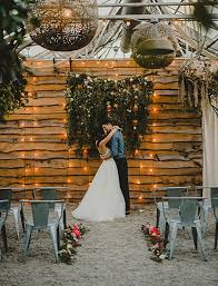 wedding backdrop trends up 15 stunning ceremony backdrops rustic gardens